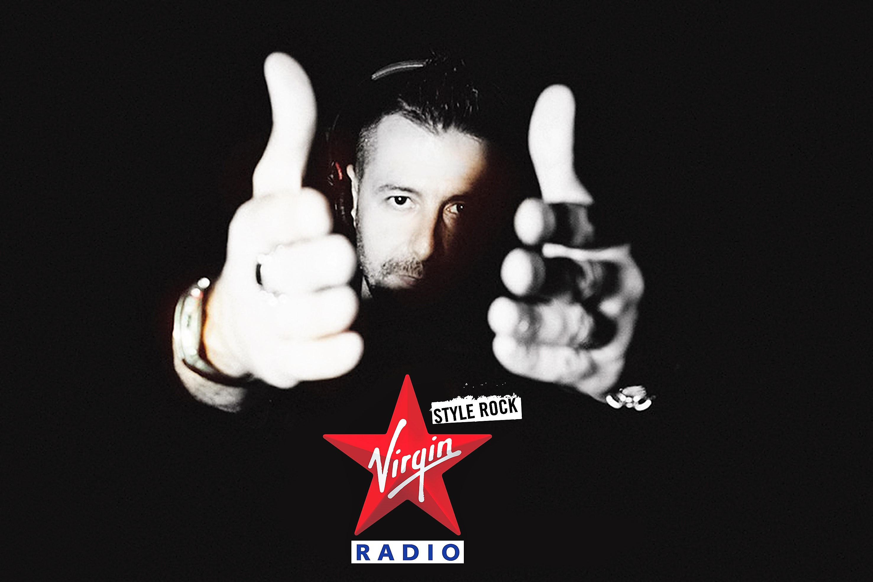Dj Toky • Virgin Radio • Revolver